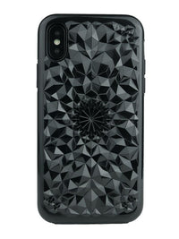 Felony Case Gloss Black Kaleidoscope Case iPhone X / XP