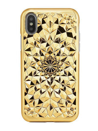 Felony Case Gold Kaleidoscope Case iPhone X / XP