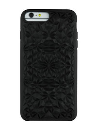 Felony Case Matte Black Kaleidoscope Case iPhone 6/6s Plus / XP