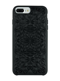Felony Case Matte Black Kaleidoscope Case iPhone 7 Plus / XP