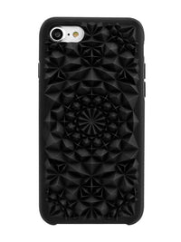 Felony Case Matte Black Kaleidoscope Case iPhone 7 / XP