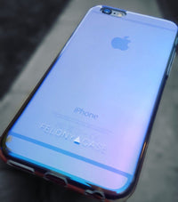 Felony Case Reflective Holographic Case