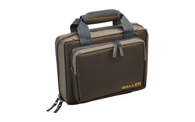 ALLEN DUPLEX ATTACHE CASE  GRN