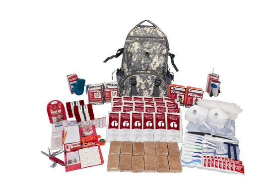2 Person Guardian Deluxe Survival Kit