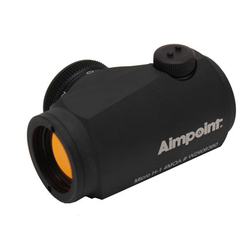 Aimpoint Micro H-1 4MOA Unlimited Eye Relief Red Dot