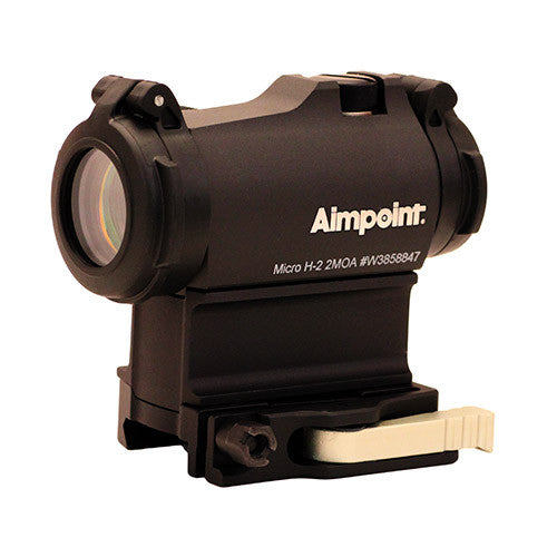 Aimpoint Micro H-2 2 MOA, LRP Mount/39mm Spacer
