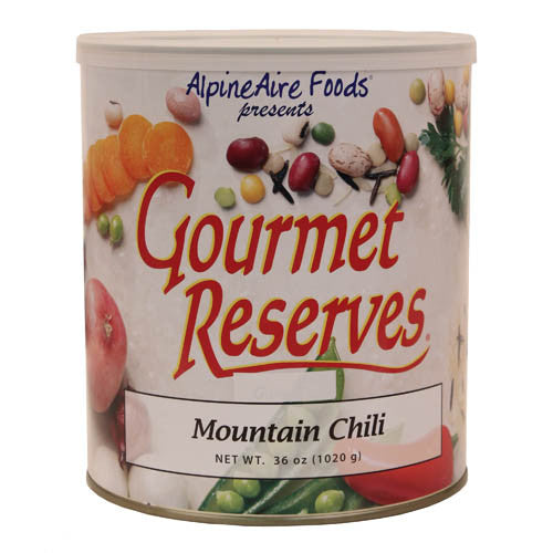 Alpine Aire Foods Mountain Chili No. 10 Can