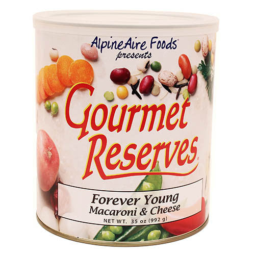 Alpine Aire Foods Forever Young Mac & Cheese No. 10 Can