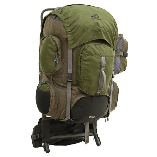 Alps Mountaineering Zion Olive 3900 Cubic Inches