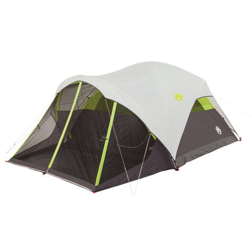 Coleman Steel Creek 6 Person Fast Pitch Dome w/Screenroom
