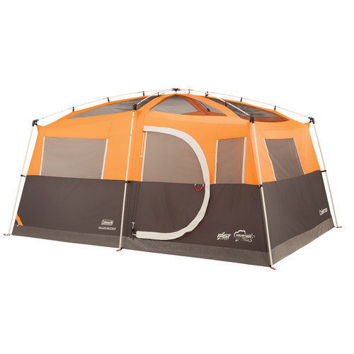 Coleman Jenny Lake Fast Pitch Cabin 8 Person w/Closet