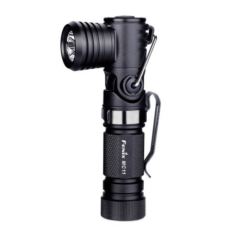 Fenix Flashlights 155 Lumen Fenix MC Series Black