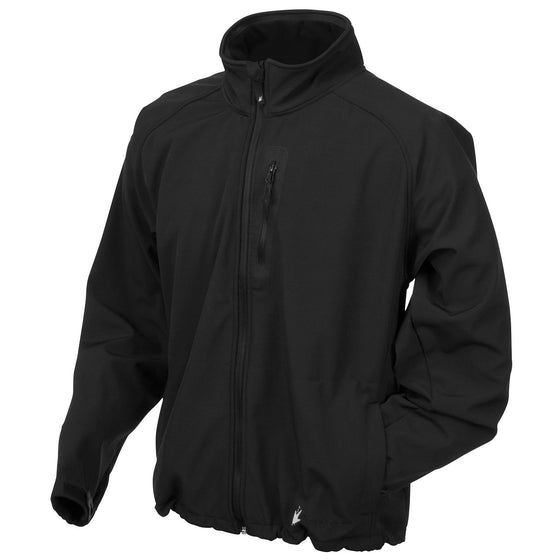 Frogg Toggs Men's Exsul Toadz  Jacket Black