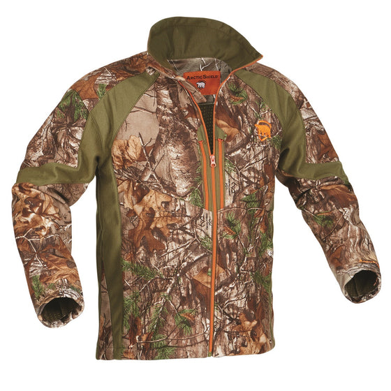 ArcticShield Heat Echo Mid-Weight Jacket-Realtree Xtra