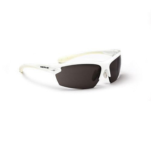 Optic Nerve Voodoo Polarized Performance Sunglasses White