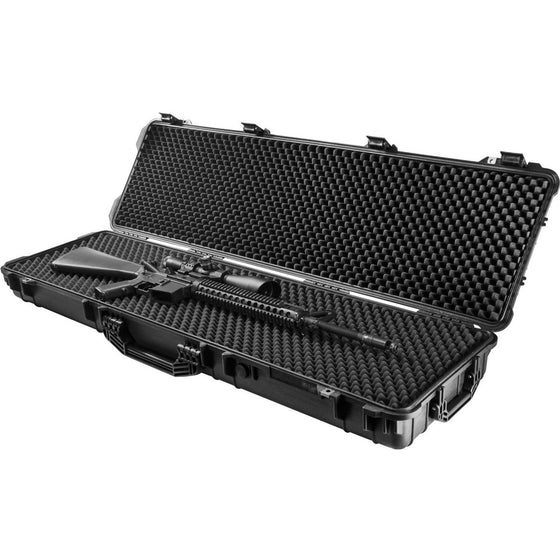 "Barska Loaded Gear AX-500 Watertight Hard Case - 53"" Black"