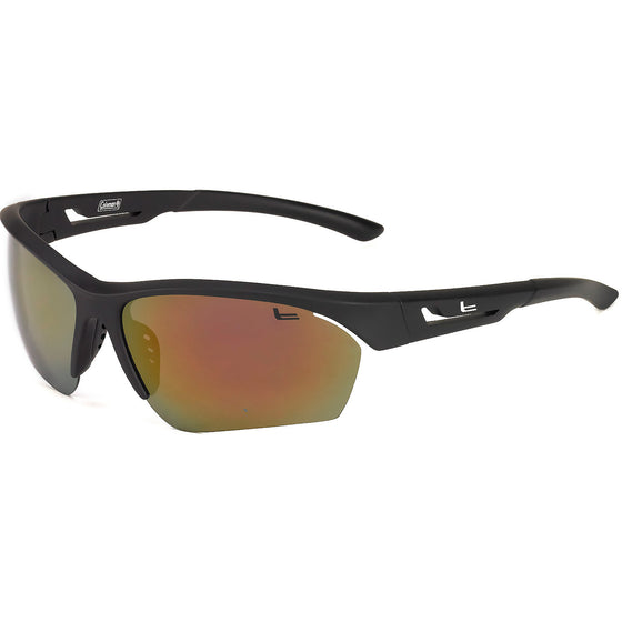 Coleman Wing Master-Black w/ Tips/1.1 mm Red Mirror Lens