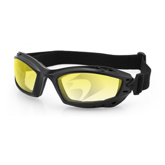 Bobster Bala Goggles Anti-Fog - Matte Black