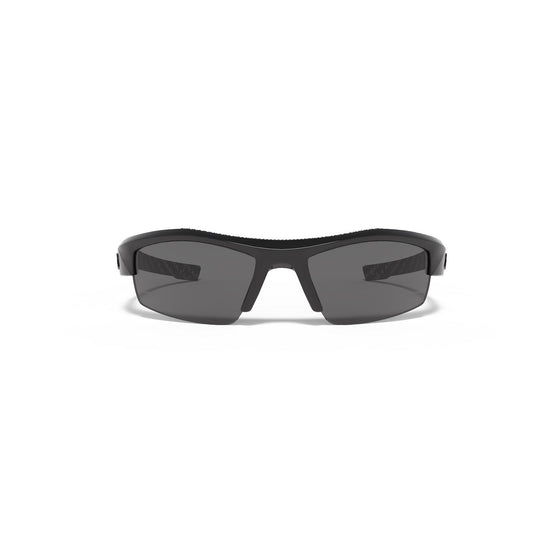 Under Armour Nitro Sunglasses Shiny Black /  Gray