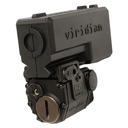 Viridian Green Lasers Universal SubCompact Red Laser