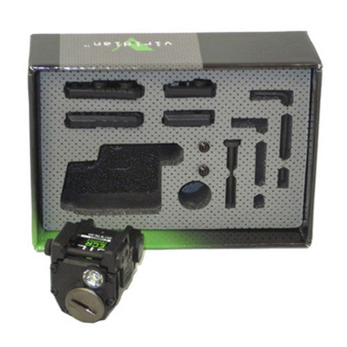 Viridian Green Lasers Universal SubCompact Tactical Light 100 Lumens