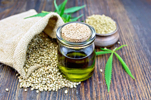 Why We Use Hemp Seed Oil...