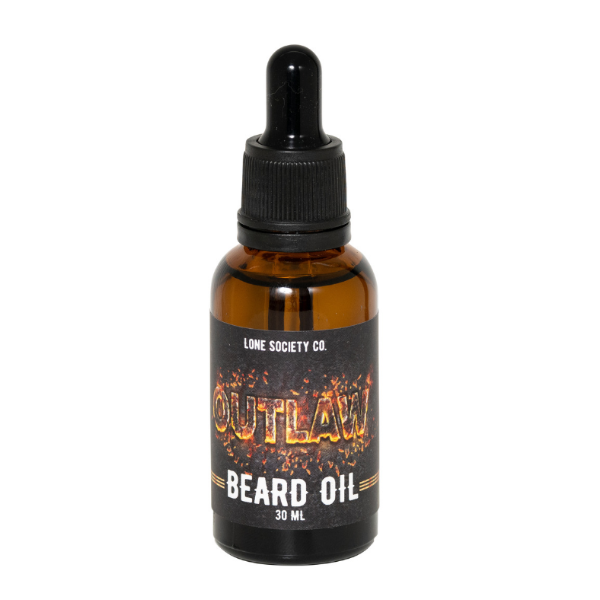 Outlaw Beard Oil