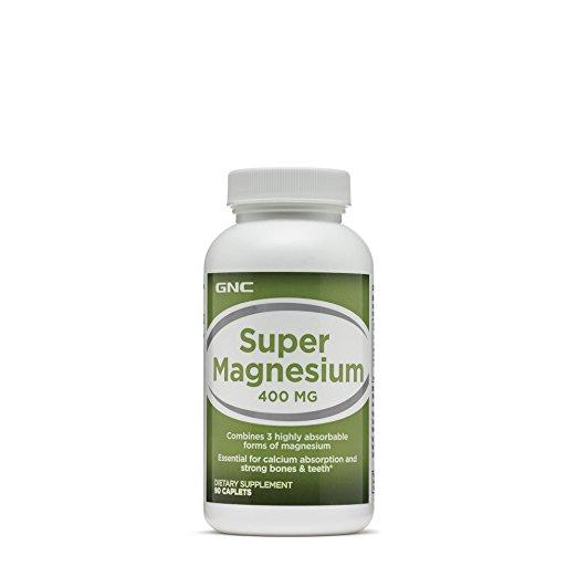 Super Magnesium (90 Count)