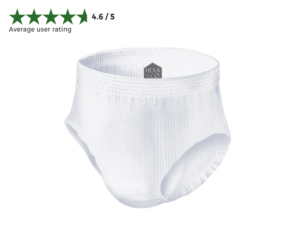 Hexa Victoria Underwear (Maximum Absorbency)
