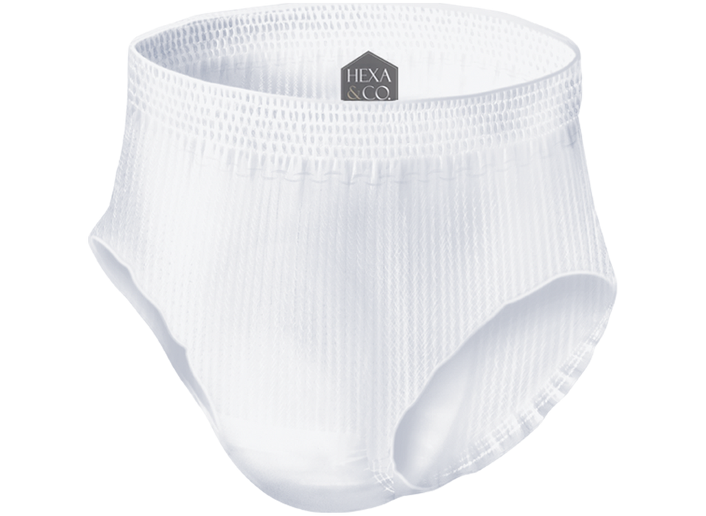 Extra Sample of 3 Hexa Elba - Underwear for Women with Odor Control