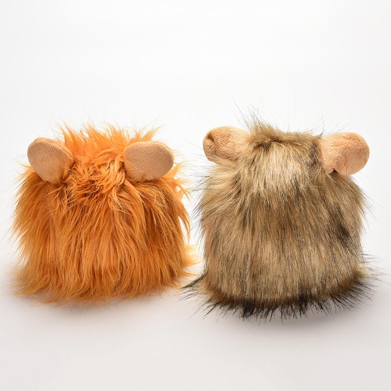 Cute Lion wig costume for cats & Cute Lion wig costume for cats u2013 Fury Mix