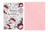 Antoinette - Birthday Card