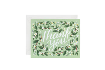 Jasmine - Thank You Card