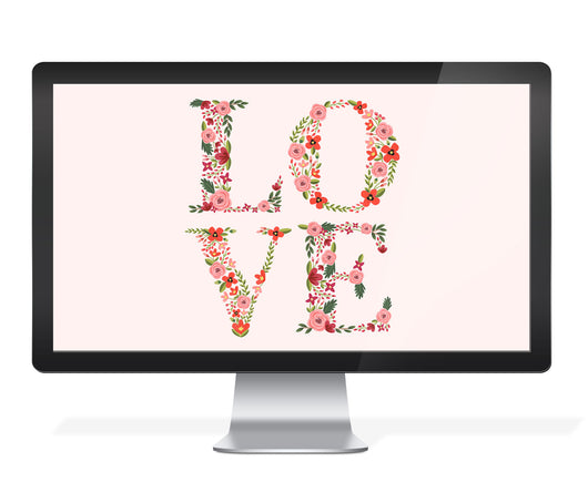 Love - Computer Background