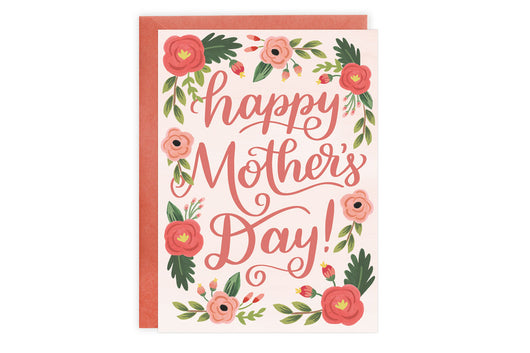 Floral - Mother's Day Card