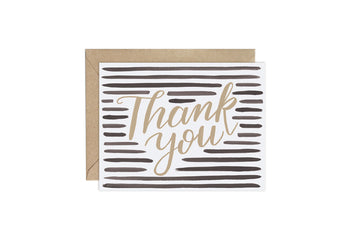 Stripes (Pattern Party)- Thank You Card