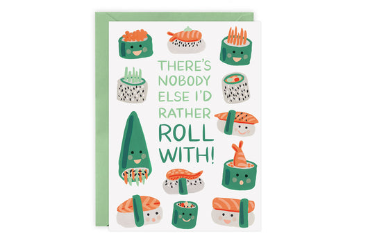 Sushi (Roll Together) - Card