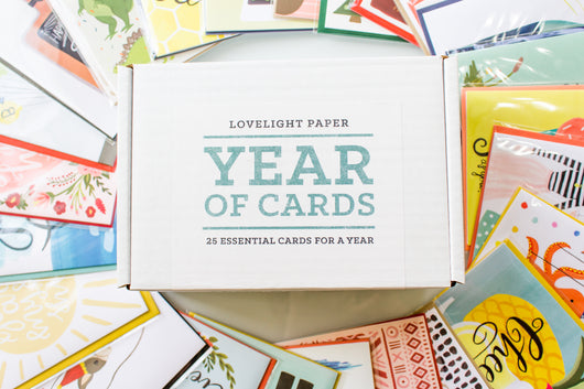 Year of Cards