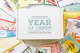 Build Your Own - Year of Cards