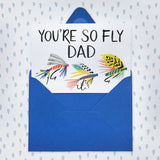 You're So Fly, Dad - Card