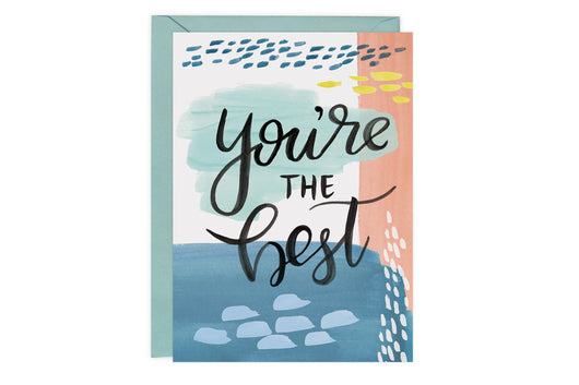 You're The Best - Card