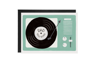 You Rock - Father's Day Card