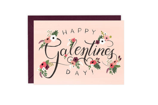 Galentine's Day - Friend Valentines Card