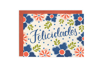 Felicidades - Congratulations Card (Spanish)