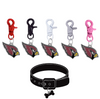 Arizona Cardinals NFL COLOR EDITION Pet Tag Collar Charm