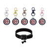 Chicago Cubs MLB Pet Tag Dog Cat Collar Charm