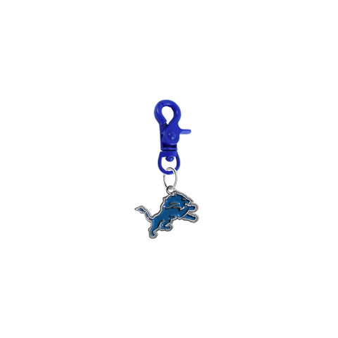 Detroit Lions NFL COLOR EDITION Blue Pet Tag Collar Charm