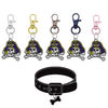East Carolina Pirates NCAA Pet Tag Dog Cat Collar Charm