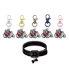 Fresno State Bulldogs NCAA Pet Tag Dog Cat Collar Charm