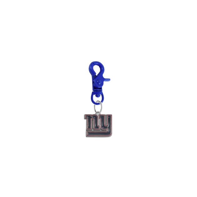 New York Giants NFL COLOR EDITION Blue Pet Tag Collar Charm